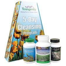 5 Day Cleanse Youngevity