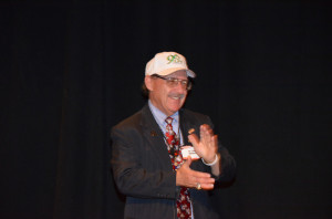 Dr. Wallach at 2013 Youngevity Convention