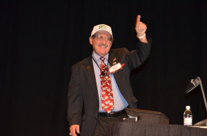 Dr. Wallach Speaking at 2013 Youngevity Convention