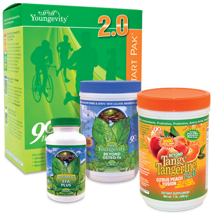 the Youngevity Products Revolution
